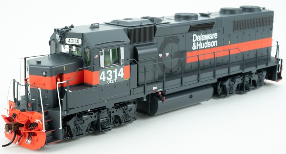 ATHEARN GENESIS ATHG65510, Locomotora GP39-2, CSX ex Guilford #4314