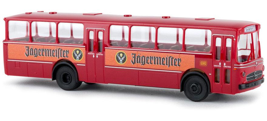 Brekina 95936, Mercedes Benz O317 Bahnbus.
