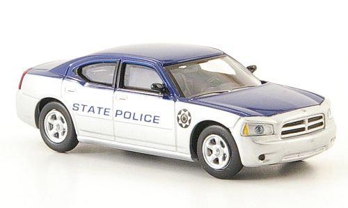 Brekina Rik38568, Dodge Charger, State Police