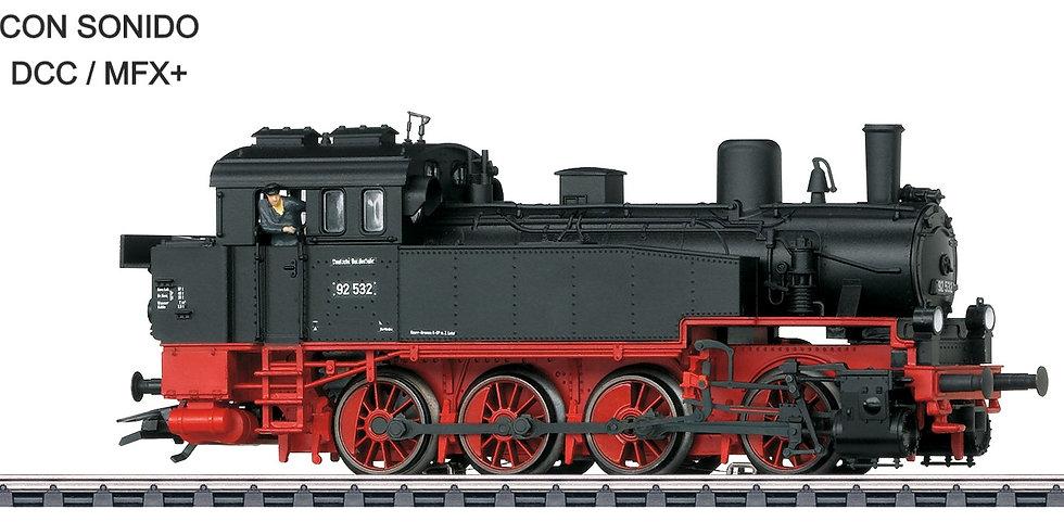 MARKLIN 39923, Locomotora a vapor BR 92, D