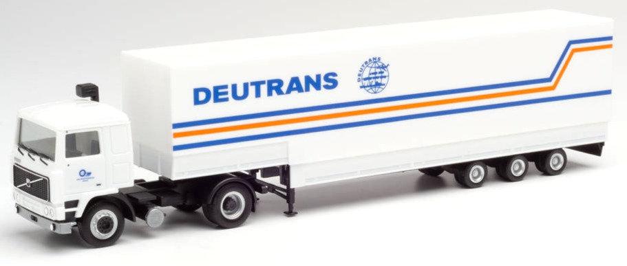 """Herpa 312127, Volvo F12 """"DEUTRANS"""""""