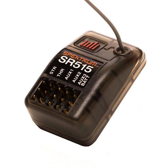Spektrum SPMSR515, Receptor  SR515 DSMR de 5 canales