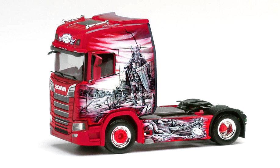 Herpa 312295, Scania CS 20 HD