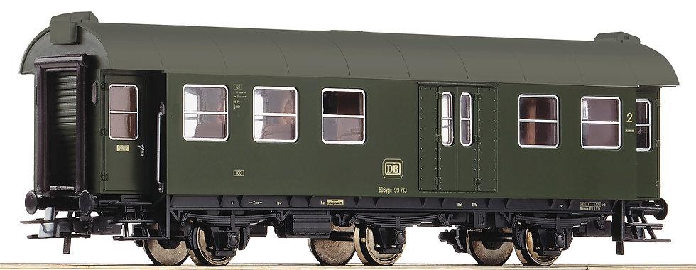 ROCO 54293. Coche 2° clase, DB. Época IV.