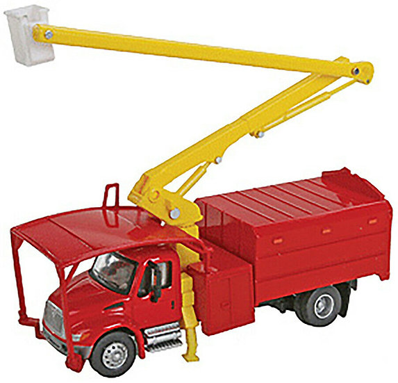 Walthers 11742, International(R) 4300 Tree Trimmer Truck