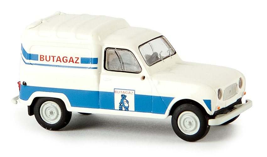 BREKINA 14722, Renault R4