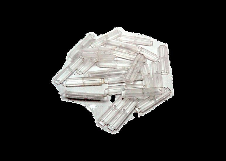 Piko 55291, Eclisas plásticas x24