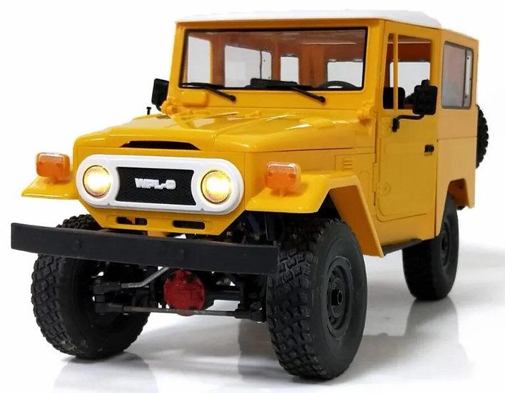 WPL C34, 1/16 Crawler Toyota Land Cruiser fj40 4WD RTR