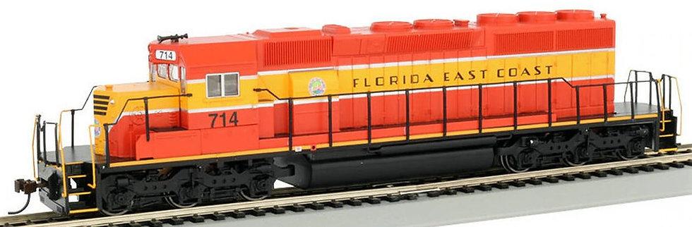 Bachmann 60918. Locomotora diésel, SD40-2  Florida East Coast #714 [DCC ]