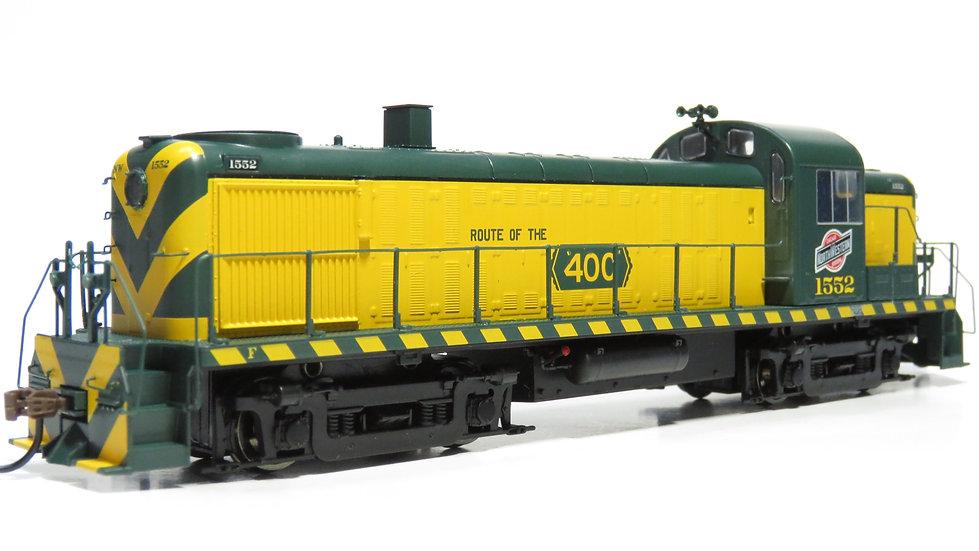 ATHEARN RND96852, Locomotora RS3, C&NW #1552