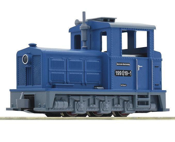 Roco 33204. Locomotora diésel Clase 199 DR época III-IV (HOe)