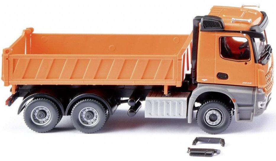 Wiking 067848, Camión tolva MB Arocs