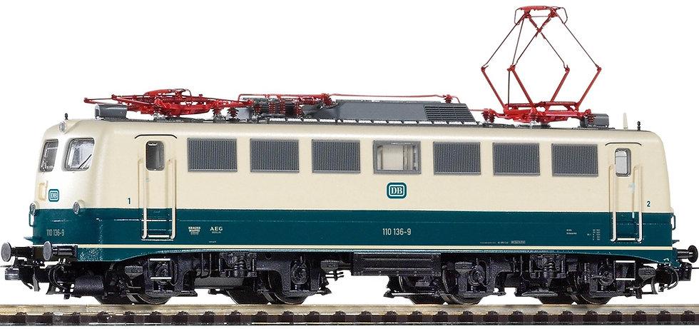 Piko 51736, Locomotora eléctrica BR110, DB, época IV