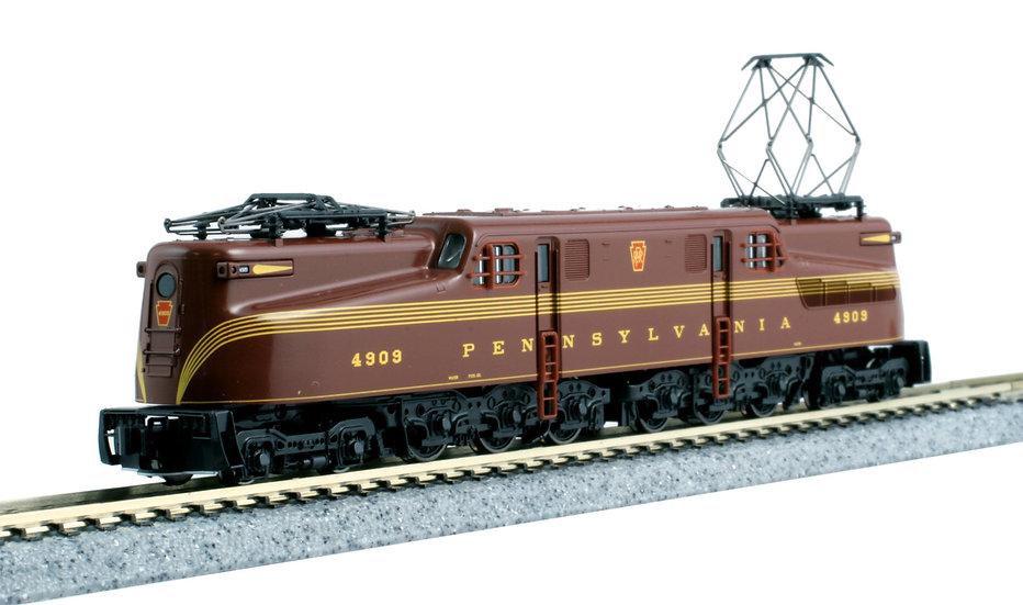 Kato 1372006DCC, Locomotora PRR CG1 Brunswick 4909 [DCC]