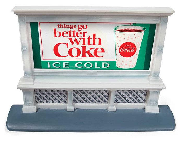 Billboard Coca-Cola