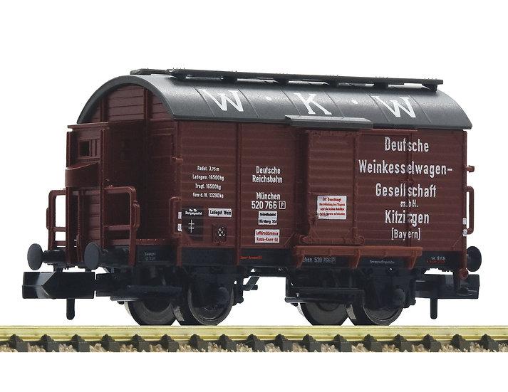 Fleischmann 845701, Vagón para el transporte de vinos, DRG.