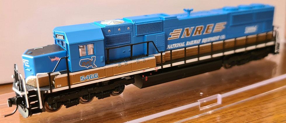 Athearn ATH3096, Locomotora SD70  NREX