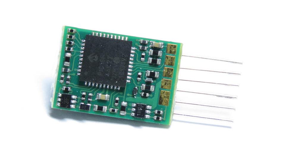 Decoder Zimo MX617N (directo Nem651)