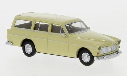 Brekina 29263, Volvo Amazon Kombi, beige, 1956