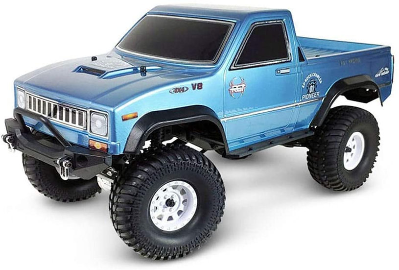 RGT 86110, 1/10 Crawler Pioneer 4WD RTR, colores