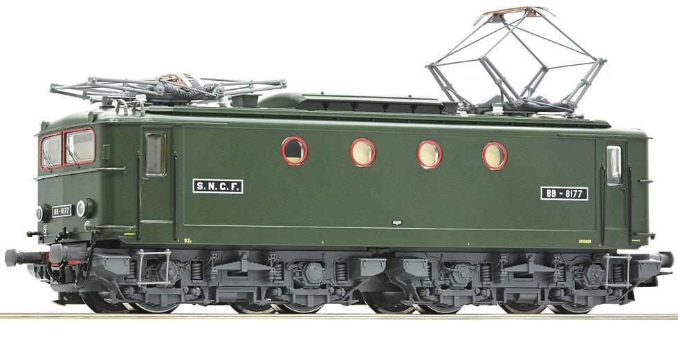 Roco 73051, Locomotora eléctrica BB 8100, SNCF, época IV