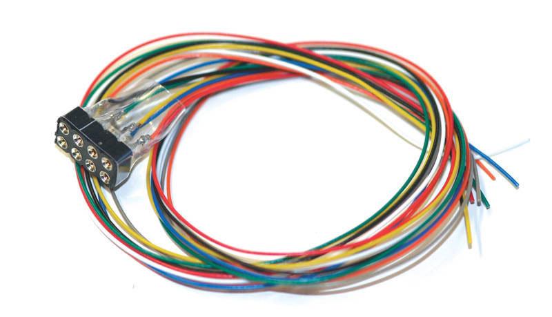 ESU 51950, conector de 8 pines Nem 652