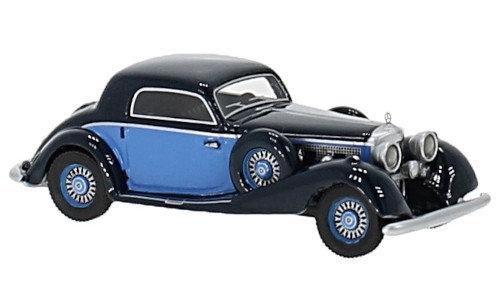 BOS 87666, Mercedes 540 K Sportcoupé, 1936