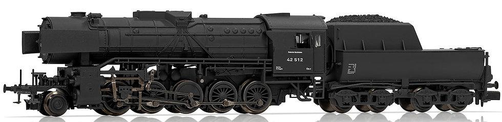 Arnold HN2333, Locomotora vapor clase 42, DRB, época II - color gris