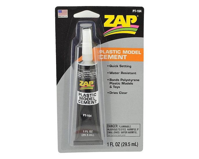 Zap PAAPT104, adhesivo cemento plástico