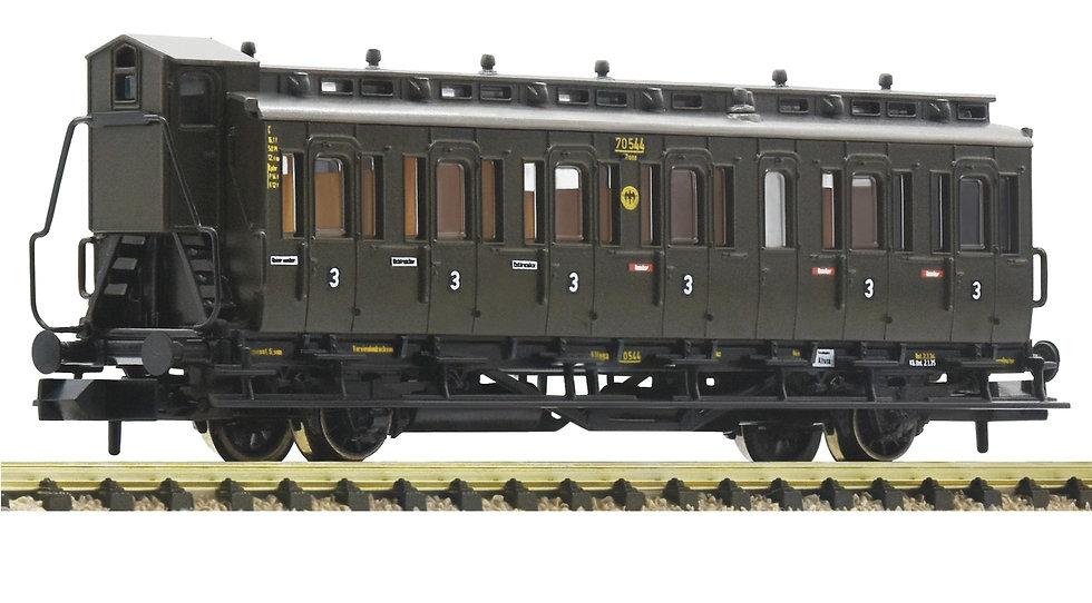 FLEISCHMANN 807104. Abteilwagen  3. Klasse, DRG