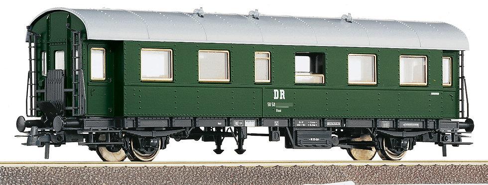 Roco 54203, Coche Donnerbüchse 2° clase, DR. Época IV.