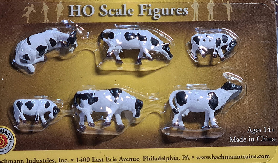 SceneScapes 33103, Vacas HO
