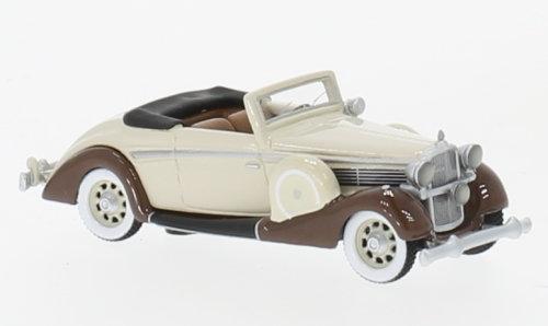 BOS 87591, Maybach SW 38 Cabriolet Spohn, 1937