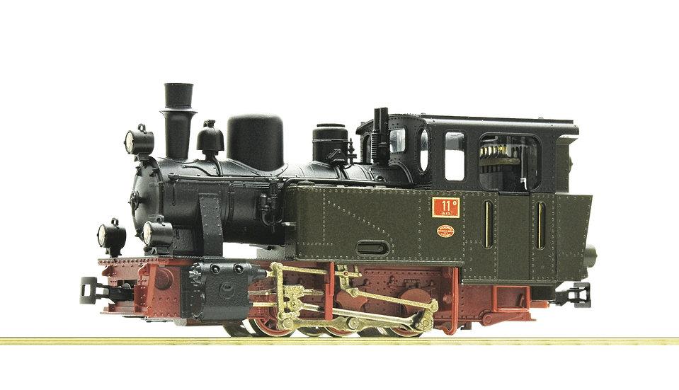 """ROCO HOe 33238. Locomotora vapor """"11°"""", RüKB"""