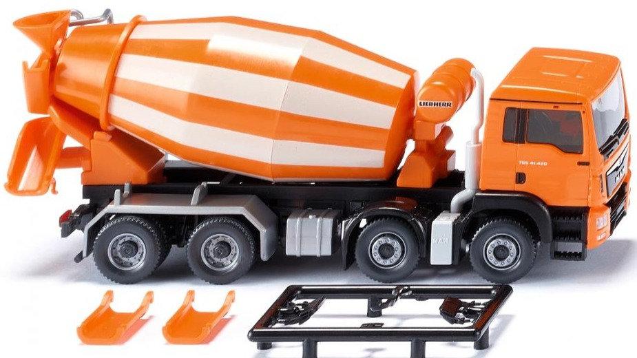 Wiking 068148, Camión mixer MAN TGS Euro 6