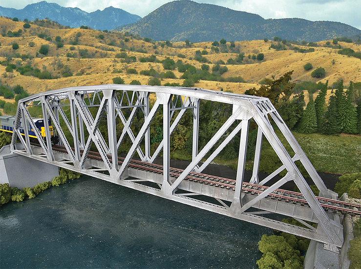 Walthers 4521, Puente 1 vía arqueado de acero