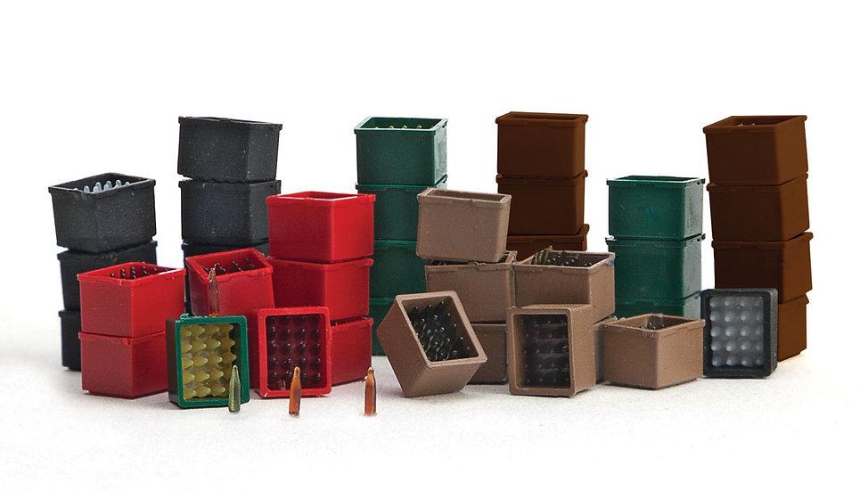 Scene Master 4153, Pack de 80 cajas de bebestibles (HO)