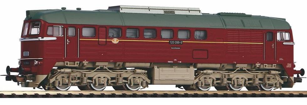 PIKO 52816, Locomotora diésel BR120, DR, época IV