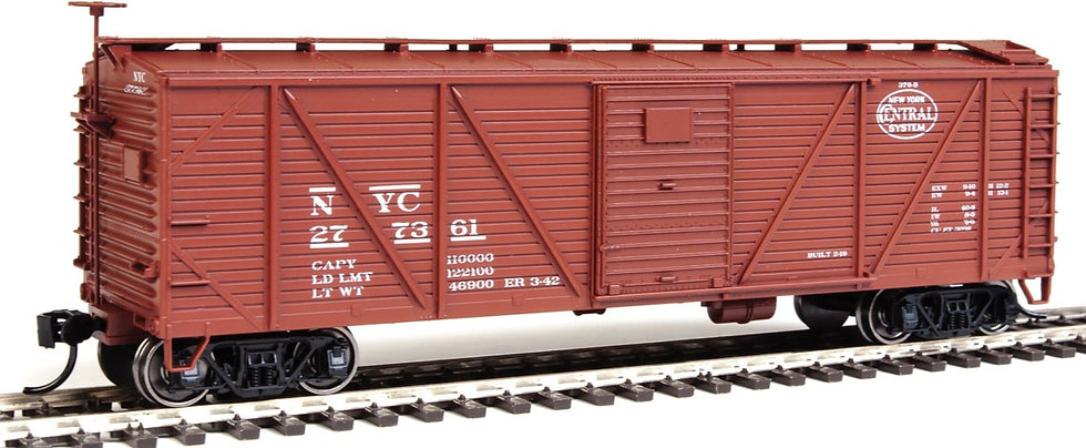 Walthers 40563, Boxcar 40'