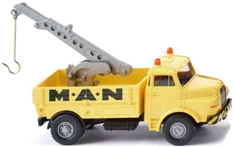 "Wiking 063406, Remolcador MAN ""MAN-Service"""