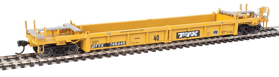 Walthers 5633, Thrall Rebuilt 40' Well Car