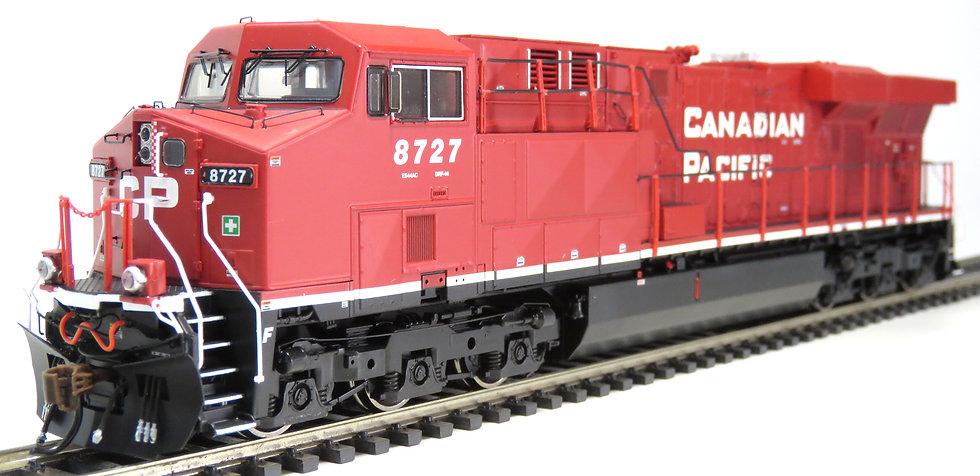 ATHEARN GENESIS ATHG83077, Locomotora ES44AC, CPR/Retrucked #8727