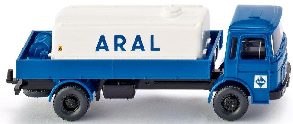 Wiking  080899, camión MAN Aral (1967-1972)
