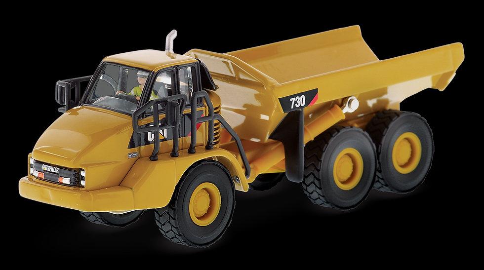 DCM 85130 CAT 730 Camión Articulado