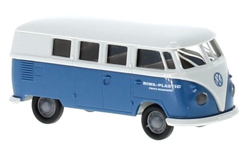 Brekina 932166, VW T1b Bus, Riwa-Plastic