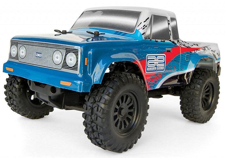 ASC20159, 1/28 CR28 2WD Brushed Rock Crawler RTR