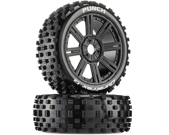 Duratrax DTXC3601, 1:8 ruedas Punch buggy negra