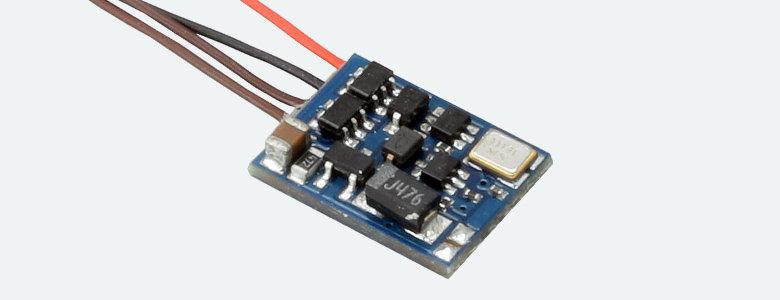 ESU 54680, Set de 5 unidades RailCom Transmitter