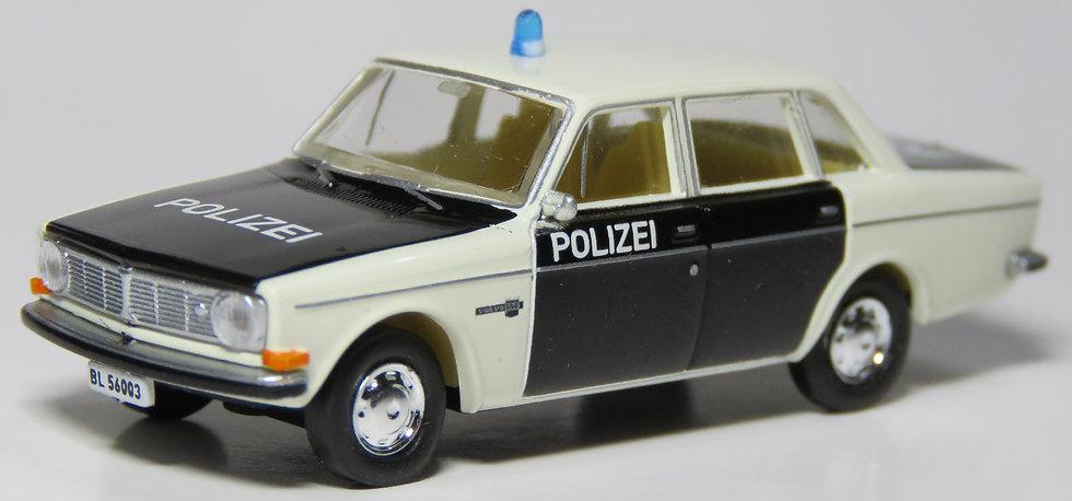 "BREKINA 29418 Volvo 144 ""Polizei"""