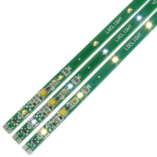 Digikeijs DR110G, Barra de LED blanco cálido